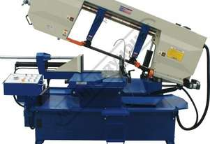 BS-461AS Semi - Automatic Swivel Head-Dual Mitre Metal Cutting Band Saw 600 x 440mm (W x H) Rectangl