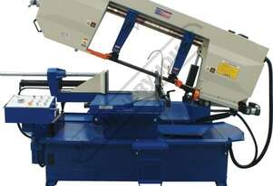 BS-461AS Semi - Automatic Swivel Head-Dual Mitre Metal Cutting Band Saw Variable Cutting Speeds, Dua