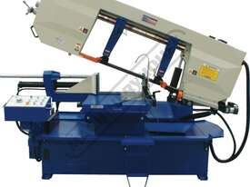 BS-461AS Semi - Automatic Swivel Head-Dual Mitre Metal Cutting Band Saw 600 x 440mm (W x H) Rectangl - picture0' - Click to enlarge