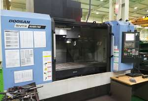 2016 Doosan Mynx 6500/50 Vertical Machining Centre