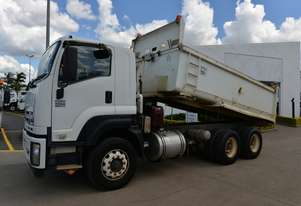 2010 ISUZU FXZ 1500 - Tipper Trucks - 6X4