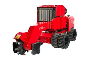 FSI D42 Self Propelled Stump Grinders