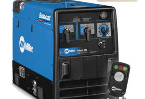 NEW Miller Bobcat™ 260 Welder Generator with Remote Start/Stop
