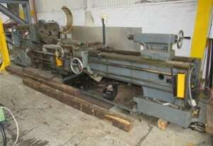 Macson   Big Bore Centre Lathe