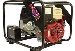 7kVA Dunlite DGUH6ES-2 Honda Powered Generator with Electric Start