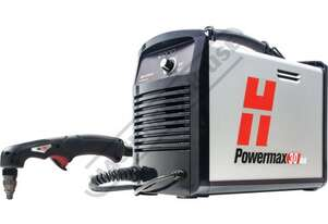 Powermax30 AIR Inverter Plasma Cutter Clean Cut 8mm - Cut Speed 500 mm/min / 10mm - Cut Speed 250 mm