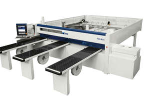 CMS helix 90m / 110m automatic beam saws for plastic materials processing