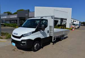 2016 IVECO DAILY 45C17 - Tray Truck - Tray Top Drop Sides