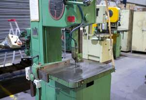 BAND SAW 18 INCH THROAT VERTICAL