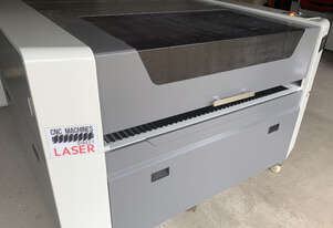 CNC Co2 Laser Cutting Machine | Metal and Non Metal | 1300 x 900 mm