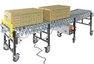 Expandable Electric Roller Conveyor 1500mm-4000mm