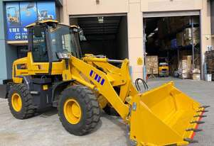 2020 UHI MACHINERY WHEEL LOADER 2200KG LIFT 100HP Hydraulic Pilot Control Stock in SDY Mel SA BNE
