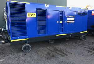 Oil Free Diesel Air Compressor - 1500cfm up to 150psi