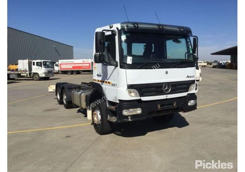 Used mercedes benz ATEGO 1623 Cab Chassis Trucks in ALTONA ...