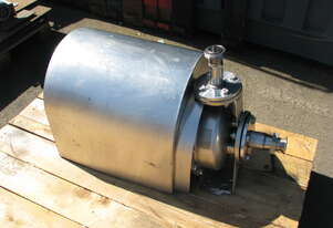 Stainless Centrifugal Pump - 4kW - Doyle 3LSF 32.200/4.0