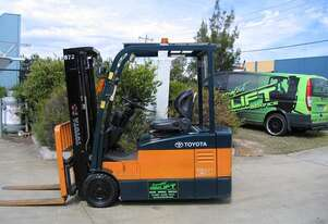 ** RENT NOW **   TOYOTA 7FBE20 with Container Mast