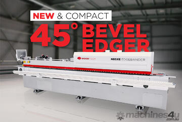 Compact Edger for Shark Nose Doors and Drawers