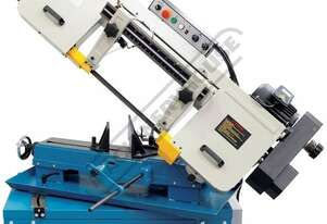 BS-10LS Swivel Head Metal Cutting Band Saw Mitre Cuts Up To 45º, Quick Action Material Clamp, Inclu