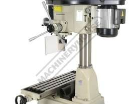 HM-32 Mill Drill - Belt Drive (X) 540mm (Y) 190mm (Z) 410mm - picture5' - Click to enlarge