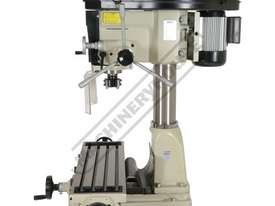 HM-32 Mill Drill - Belt Drive (X) 540mm (Y) 190mm (Z) 410mm - picture6' - Click to enlarge