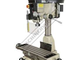 HM-32 Mill Drill - Belt Drive (X) 540mm (Y) 190mm (Z) 410mm - picture2' - Click to enlarge
