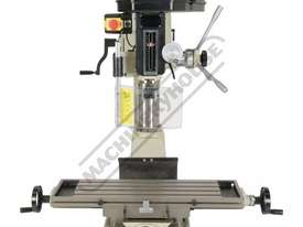 HM-32 Mill Drill - Belt Drive (X) 540mm (Y) 190mm (Z) 410mm - picture3' - Click to enlarge