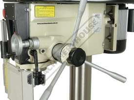 HM-32 Mill Drill - Belt Drive (X) 540mm (Y) 190mm (Z) 410mm - picture15' - Click to enlarge