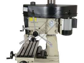 HM-32 Mill Drill - Belt Drive (X) 540mm (Y) 190mm (Z) 410mm - picture7' - Click to enlarge