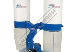 DC-7 Dust Collector 2300cfm - LPHV System