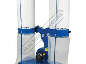 DC-7 Dust Collector 2300cfm - LPHV System - picture3' - Click to enlarge