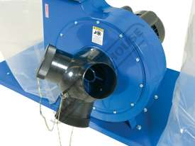 DC-7 Dust Collector 2300cfm - LPHV System - picture13' - Click to enlarge