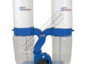 DC-7 Dust Collector 2300cfm - LPHV System - picture6' - Click to enlarge