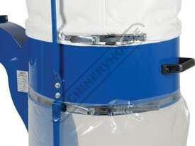 DC-7 Dust Collector 2300cfm - LPHV System - picture7' - Click to enlarge