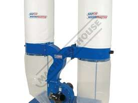 DC-7 Dust Collector 2300cfm - LPHV System - picture0' - Click to enlarge