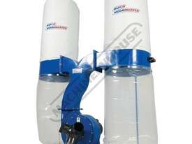 DC-7 Dust Collector 2300cfm - LPHV System - picture5' - Click to enlarge