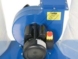 DC-7 Dust Collector 2300cfm - LPHV System - picture10' - Click to enlarge
