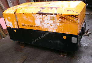 180 cfm , ingersoll-rand P180,wd , 705 hrs