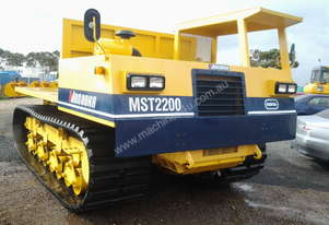 MOROOKA MST2200 CRAWLER CARRIER