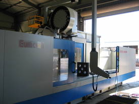 Eumach FBE Universal CNC Bed Mills  - picture11' - Click to enlarge