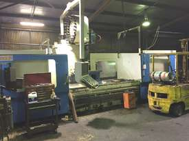 Eumach FBE Universal CNC Bed Mills  - picture15' - Click to enlarge