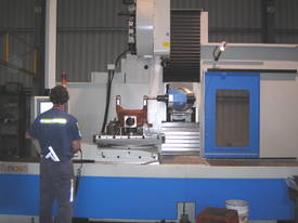 Eumach FBE Universal CNC Bed Mills  - picture4' - Click to enlarge