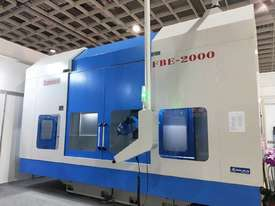 Eumach FBE Universal CNC Bed Mills  - picture16' - Click to enlarge