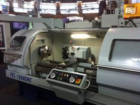 Ajax 460mm x 1400mm Conversational CNC Lathe - picture0' - Click to enlarge