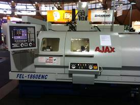 Ajax 460mm x 1400mm Conversational CNC Lathe - picture2' - Click to enlarge