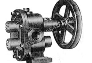 Cast Iron Geared Pump - 1\ Inlet