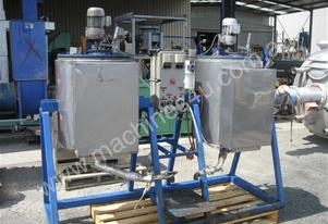 Mild steel oil heating Tanks