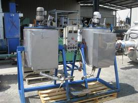 Mild steel oil heating Tanks - picture0' - Click to enlarge
