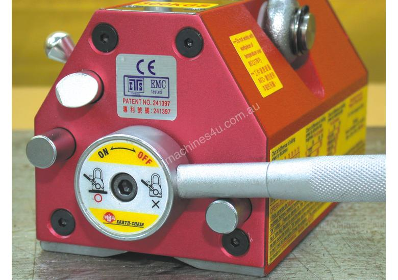 ELM Magnetic Lifters 100kg to 3000kg