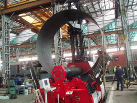 WIND TOWER BENDING MACHINE - picture0' - Click to enlarge