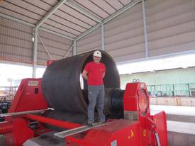 WIND TOWER BENDING MACHINE - picture2' - Click to enlarge